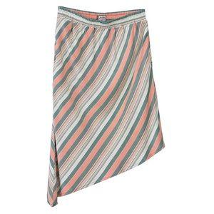 KAVU Women's Trixie Asymmetrical Skirt, Size Large